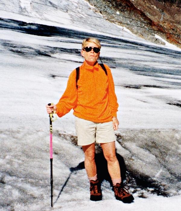 1997 stand Lynda MacPherson ahnungslos an der Stelle, unter der ihr Sohn begraben lag.